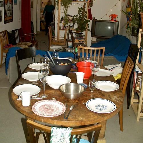 Kitchen Table Set Pl