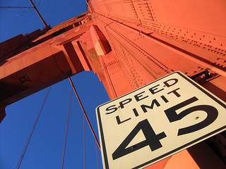 Speed Limit 45 | by Dawn Endico