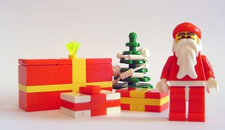 minifig holidays # 2: christmas | by minifig