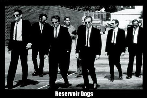 Reservoir Dogs | by complejidadciclomatica