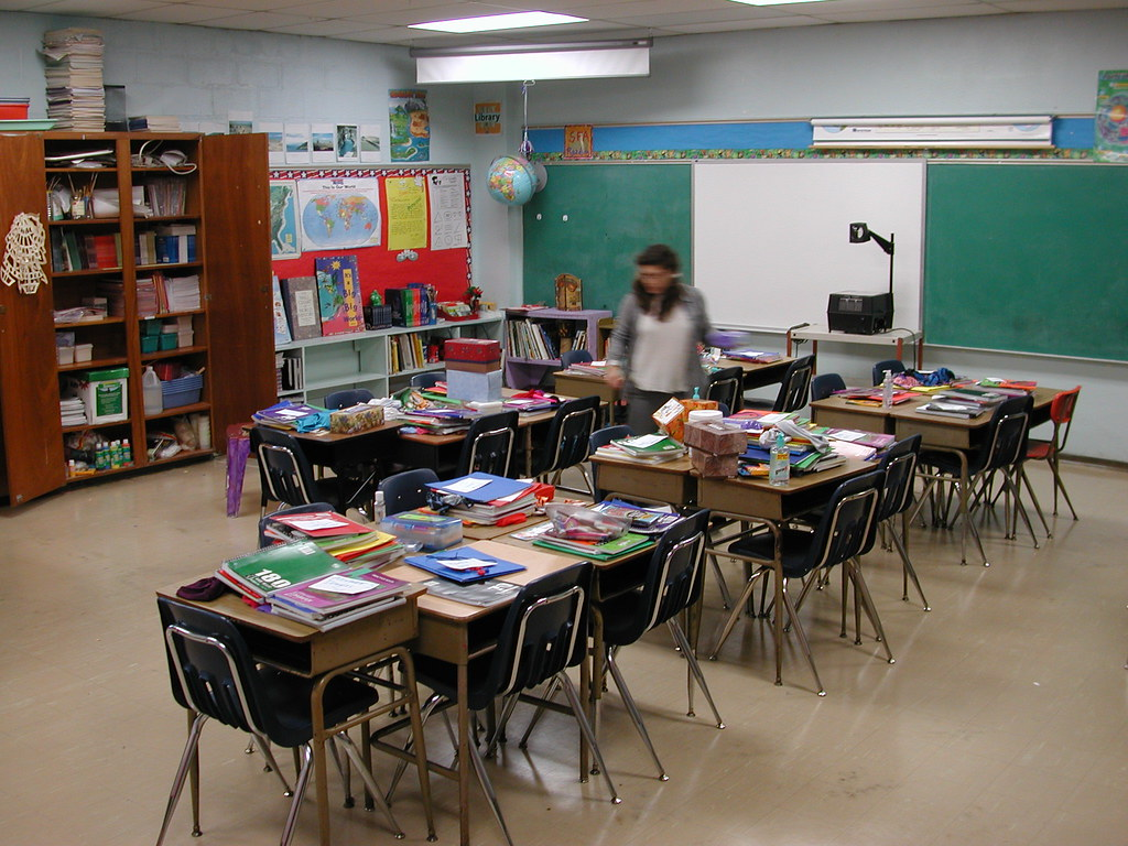 Design The Ideal Classroom For The Elementary Grades ~ New classroom xy is a blur of constant motion as she