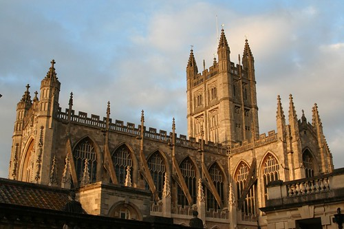 Bath Abbey | by hayespdx