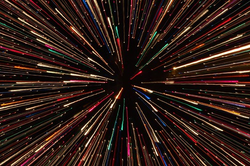 Light Speed I Just Learned This Trick A Few Days Ago This Flickr