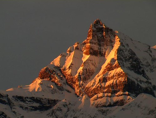 """Dent Du Midi""- February 7:50am 