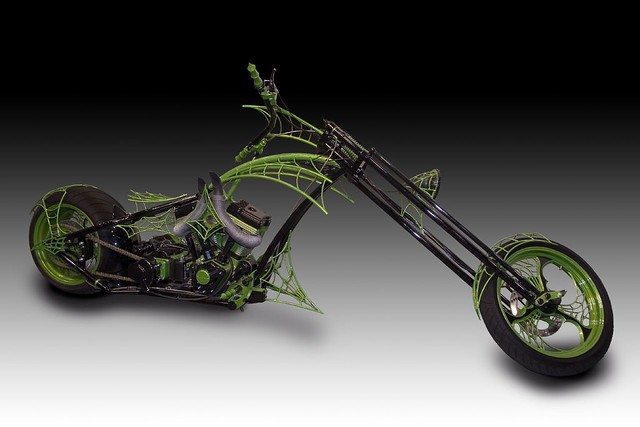 Occ Junior S Dream Bike Orange County Choppers Junior S Flickr