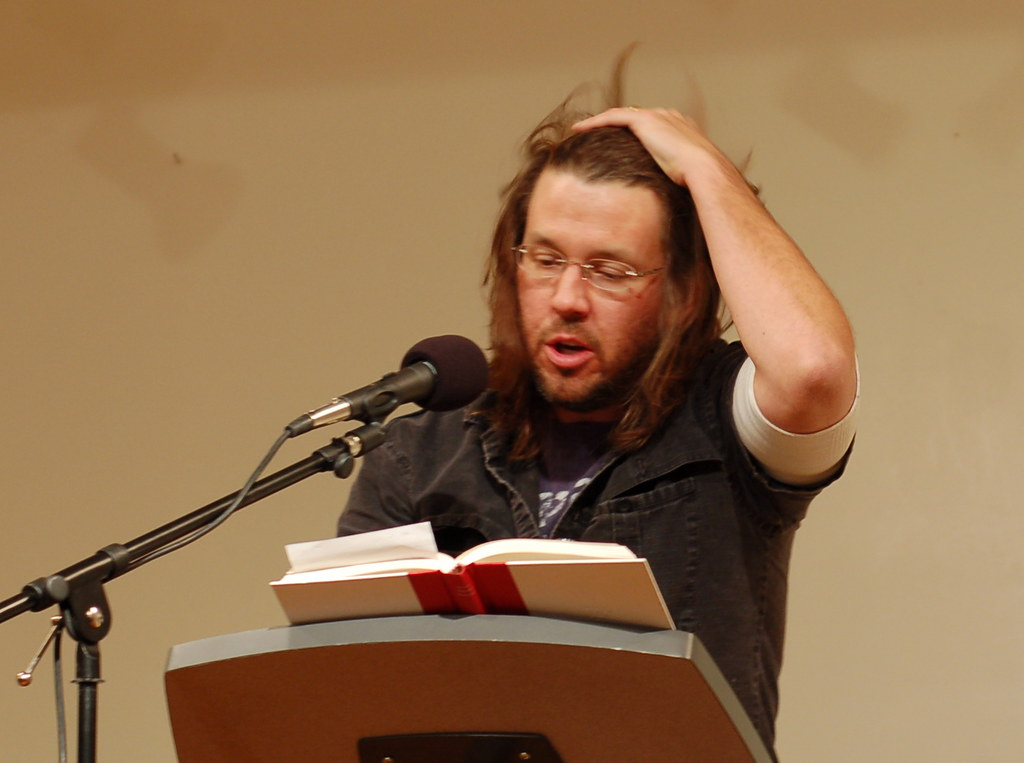 david foster wallace commencement speech example