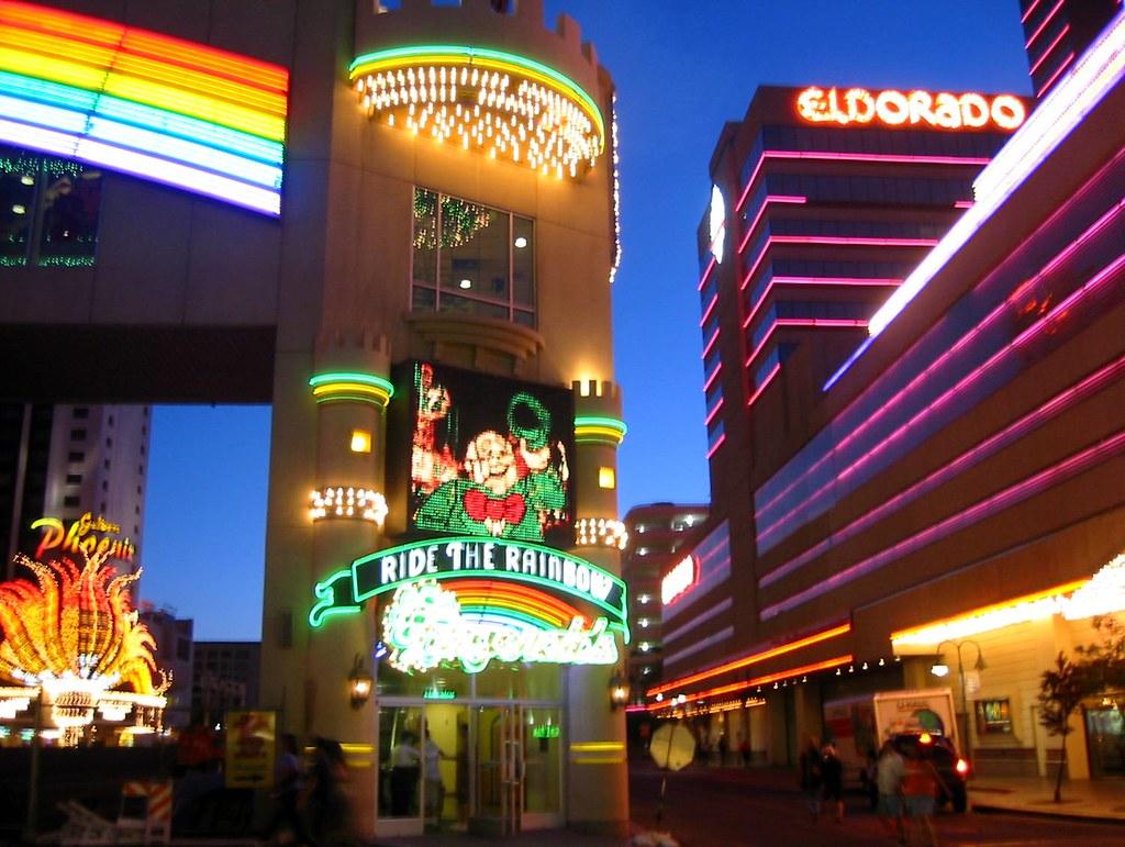 Eldorado hotel casino in reno nv