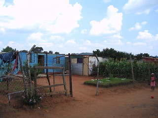 Soweto shantytown | by Blacknell