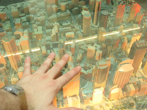Tiny Sydney, Big Hand | by Orin Zebest