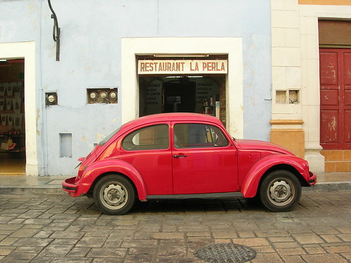 Last of the Beetles of Campeche | by malias