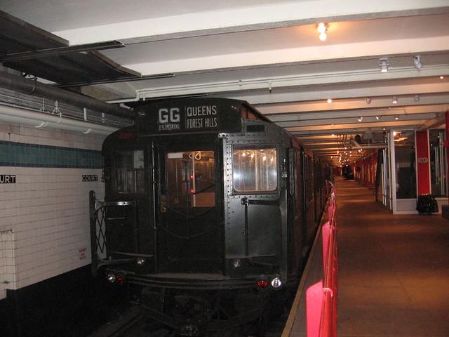 Nyc Subway Museum Natureal History