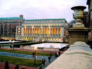 Butler Library . Columbia University | by Susan NYC
