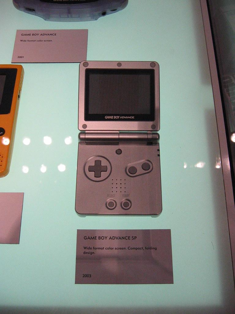 Best Game Boy Advace Sp Design