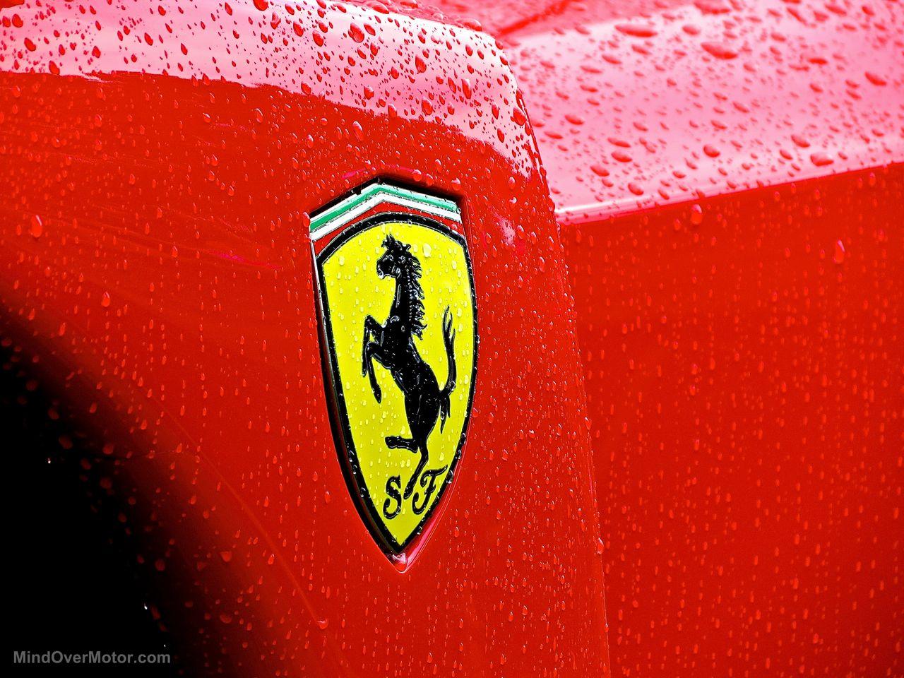 Greenwich 2 Wet Ferrari Shield