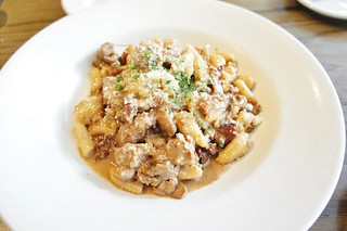 Chicken Liver Cavatelli