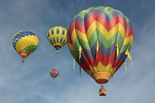 25th annual Sonoma County Hot Air Balloon Classic