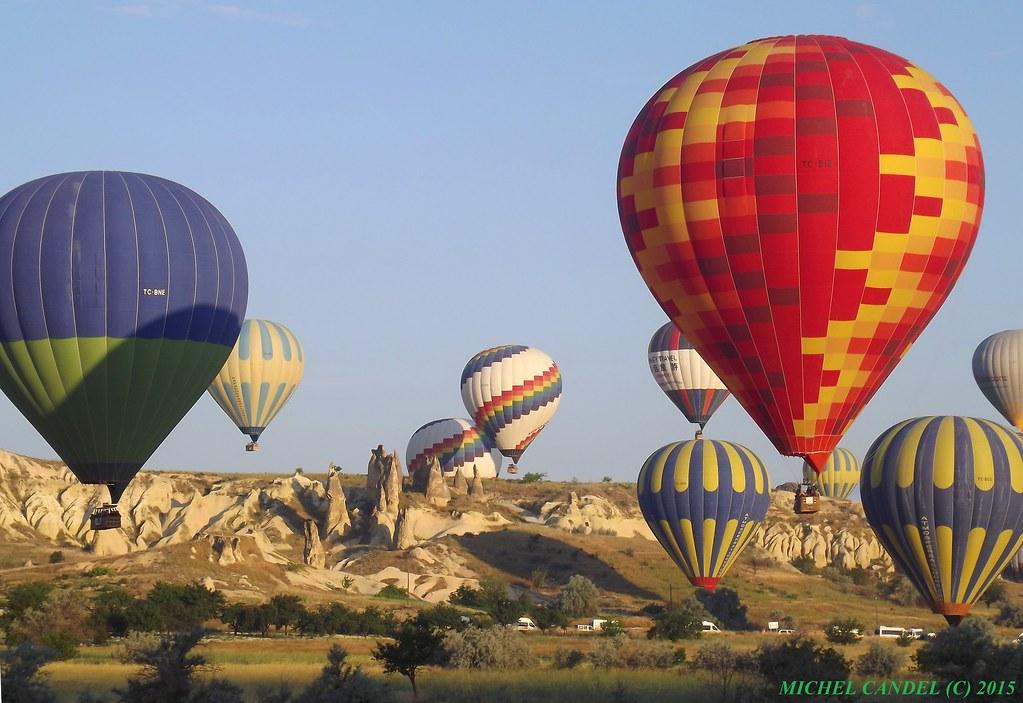 ballon dirigeable turquie
