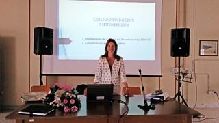 Conversano- Dirigente Scolastico Alba Decataldo Scuola Carelli-Forlani