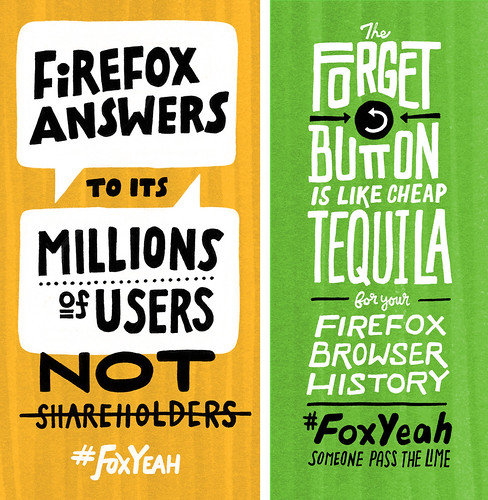 FoxYeah // Shareholders & Forget Button