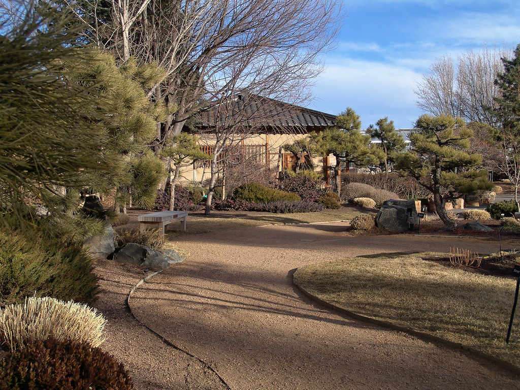 Winding Path (F828)   Location: - Denver Botanical Gardens   Stephen ...