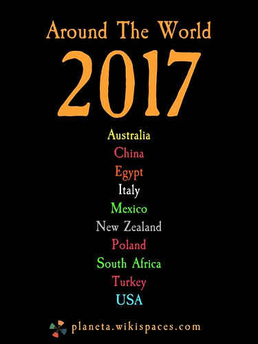 Around the World in 2017 on Planeta.com