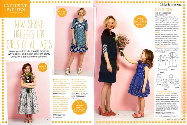 Prima Magazine - Pattern, March 2017 (02)