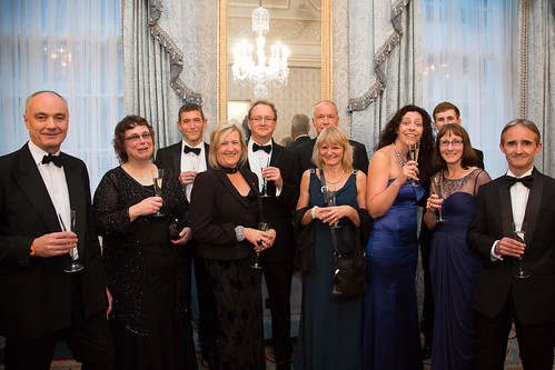Queen's Awards Winners Gala Dinner 2014