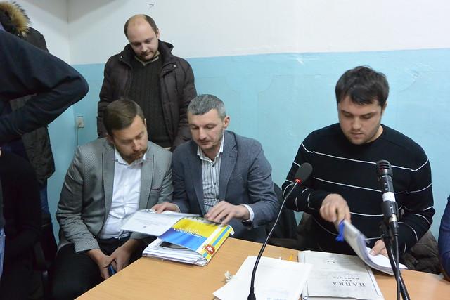 суд бурштин Сало Гломб Жуковська Гречко Валявка