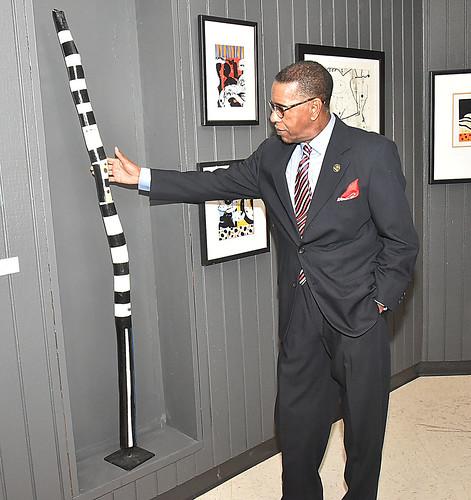 Dunbar Art Gallery - Simmons Art Show