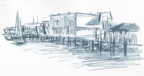 Monterey CA wharf