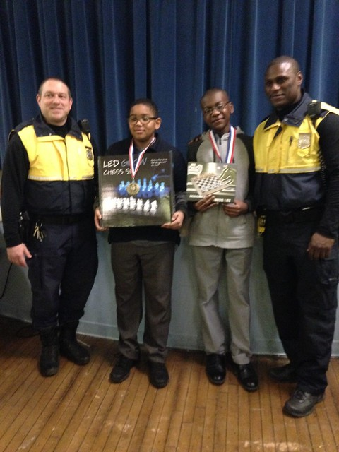 Police Youth Alliance- St Frances Cabrini Chess Tournament
