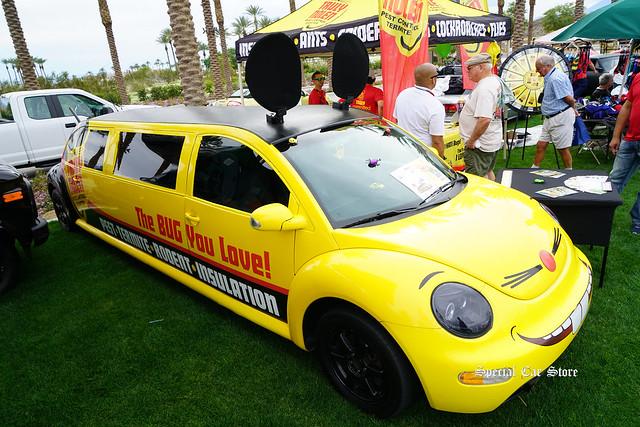 Volkswagen Bug Limo - The Bug You Love
