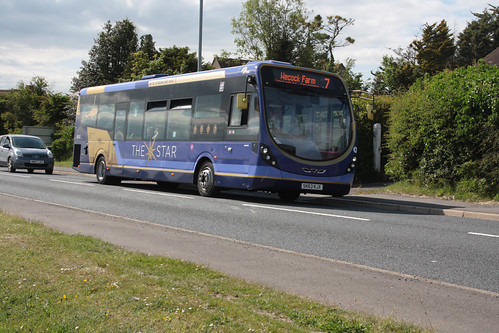 First Hampshie & Dorset 63057 SK63KJX