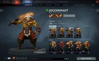 Juggernaut Normal | by buttonMasher