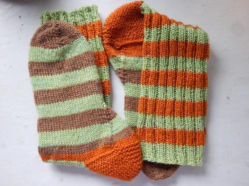 полосатые носки | ХорошоГромко.ру