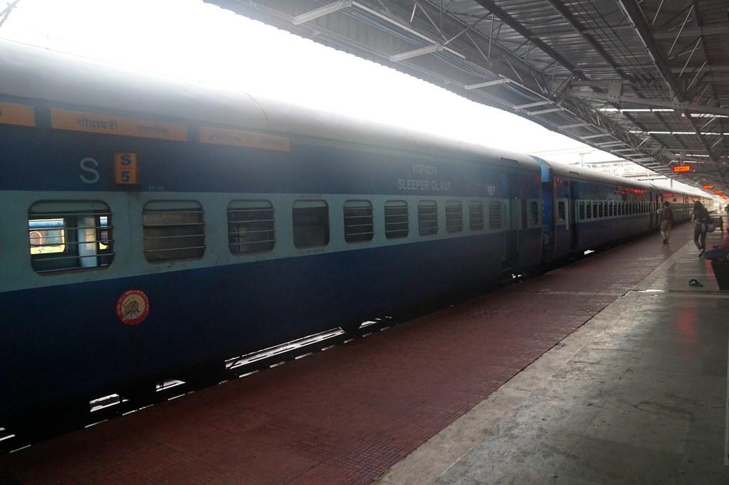 Araku Valley train Journey - from visakhapatnam-002