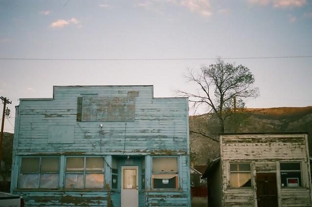 Ghosttown, Nevada