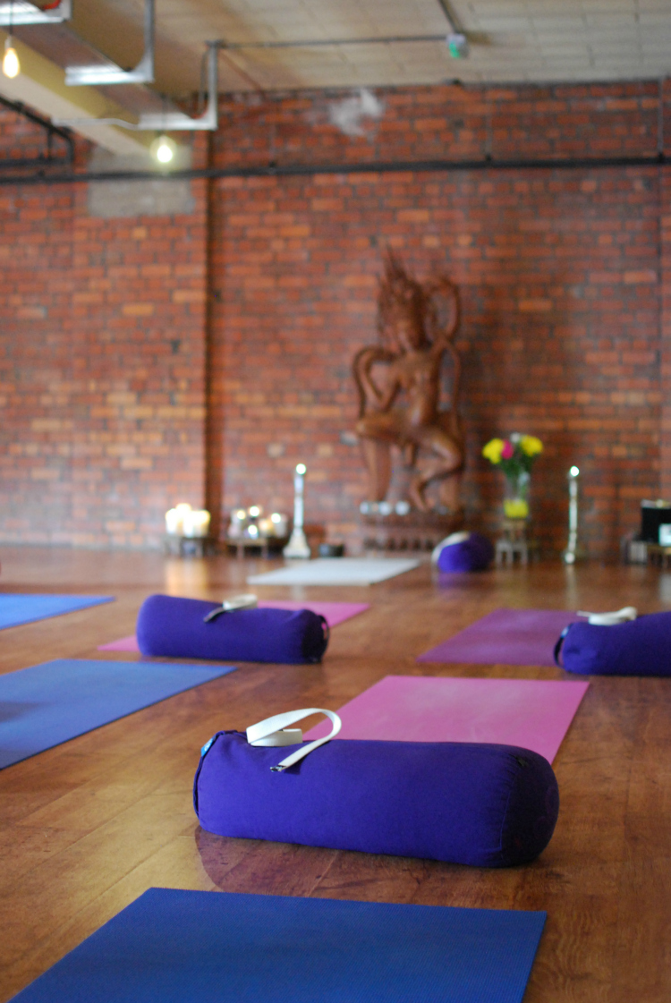 Manchester Yoga Central at the Escape With Ocean Event