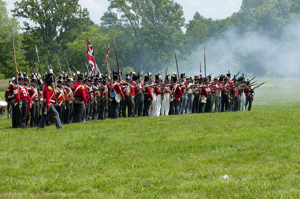 Battle of Fort George - July 2015