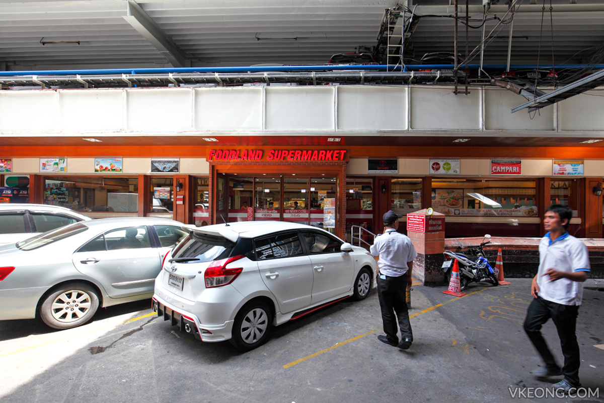 Foodland Supermarket Bangkok