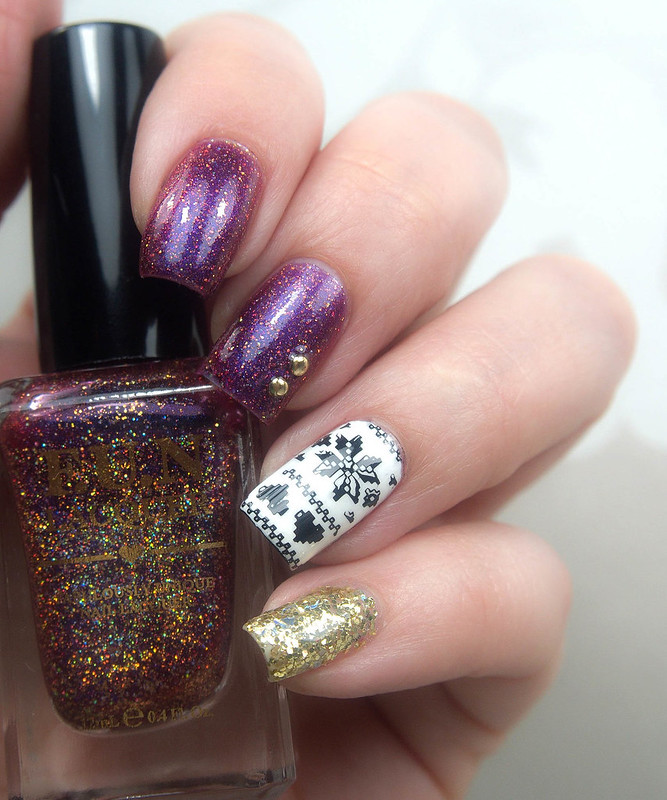F.U.N Lacquer Cheers To The Holidays (h)