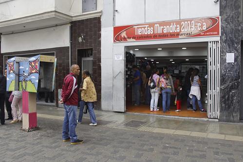 RECORRIDO TIENDA SENIAT 10%
