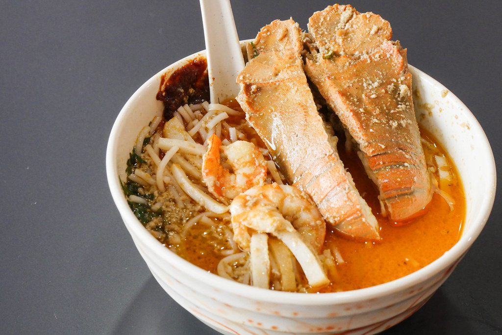 The Original Katong Laksa's Crayfish Laksa