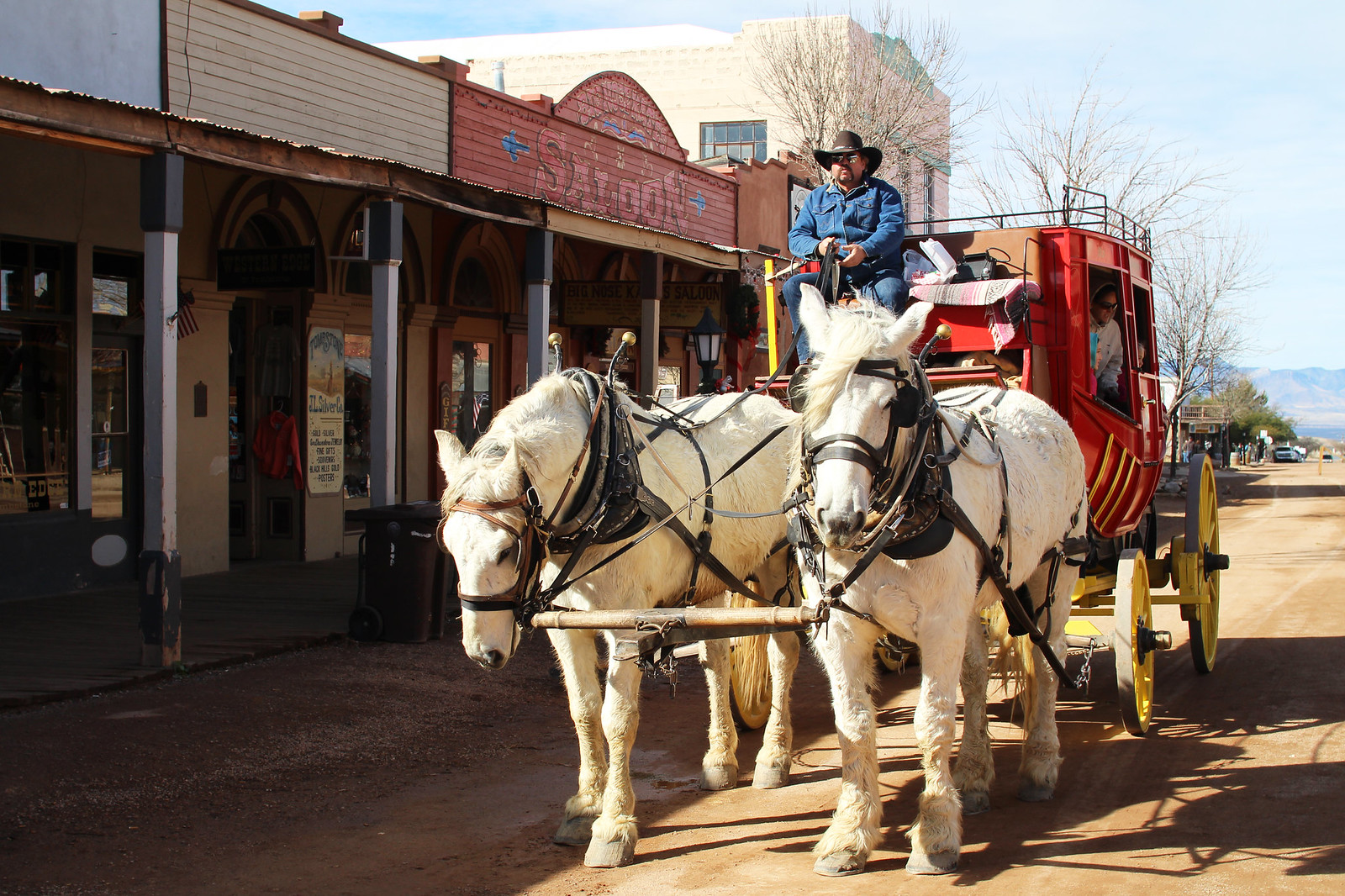 Tombstone Arizona USA travel blogger