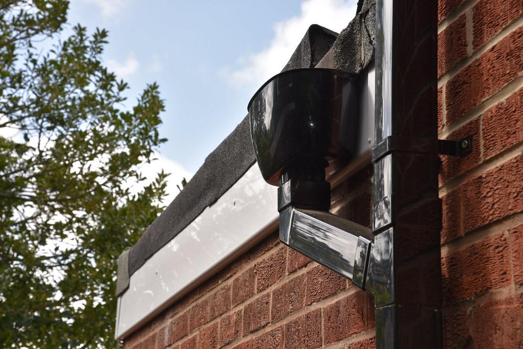 Image result for gutter installation flickr