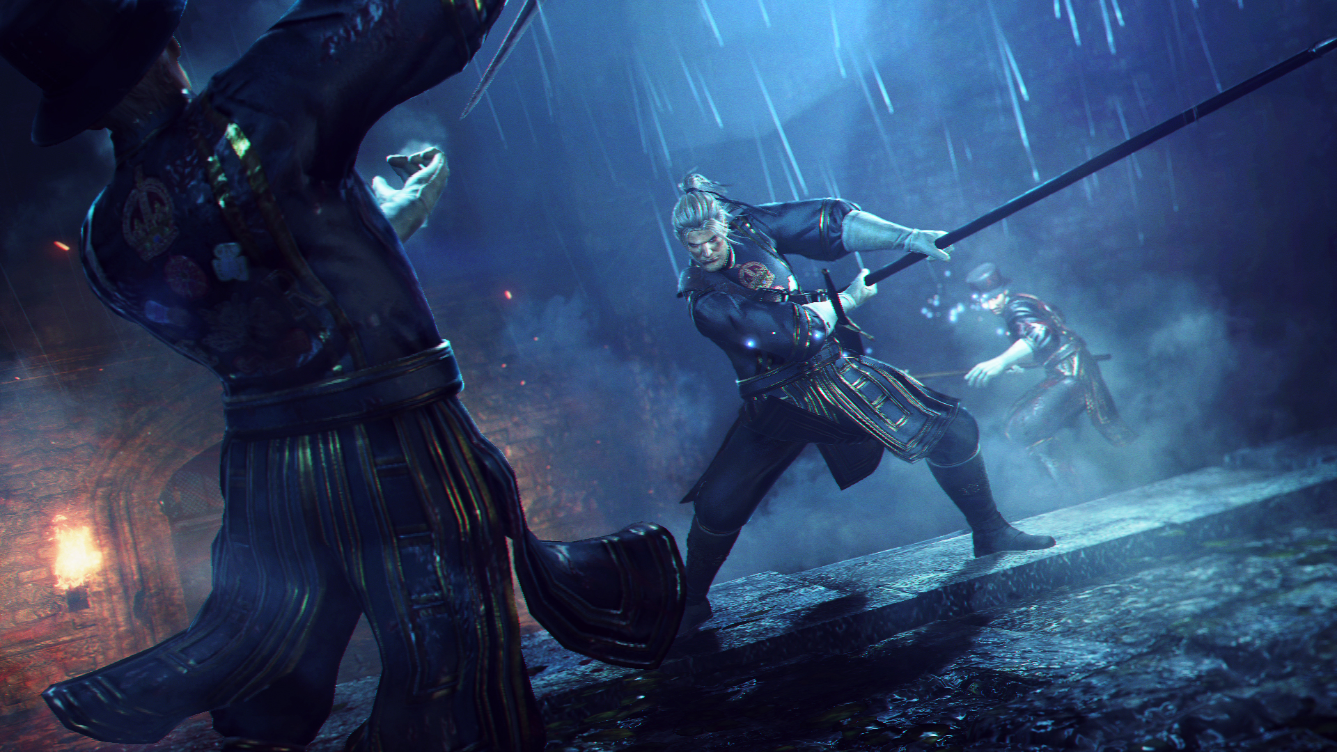 ... in Team Ninjas awesome PS4 action game Nioh - PlayStation.Blog.Europe