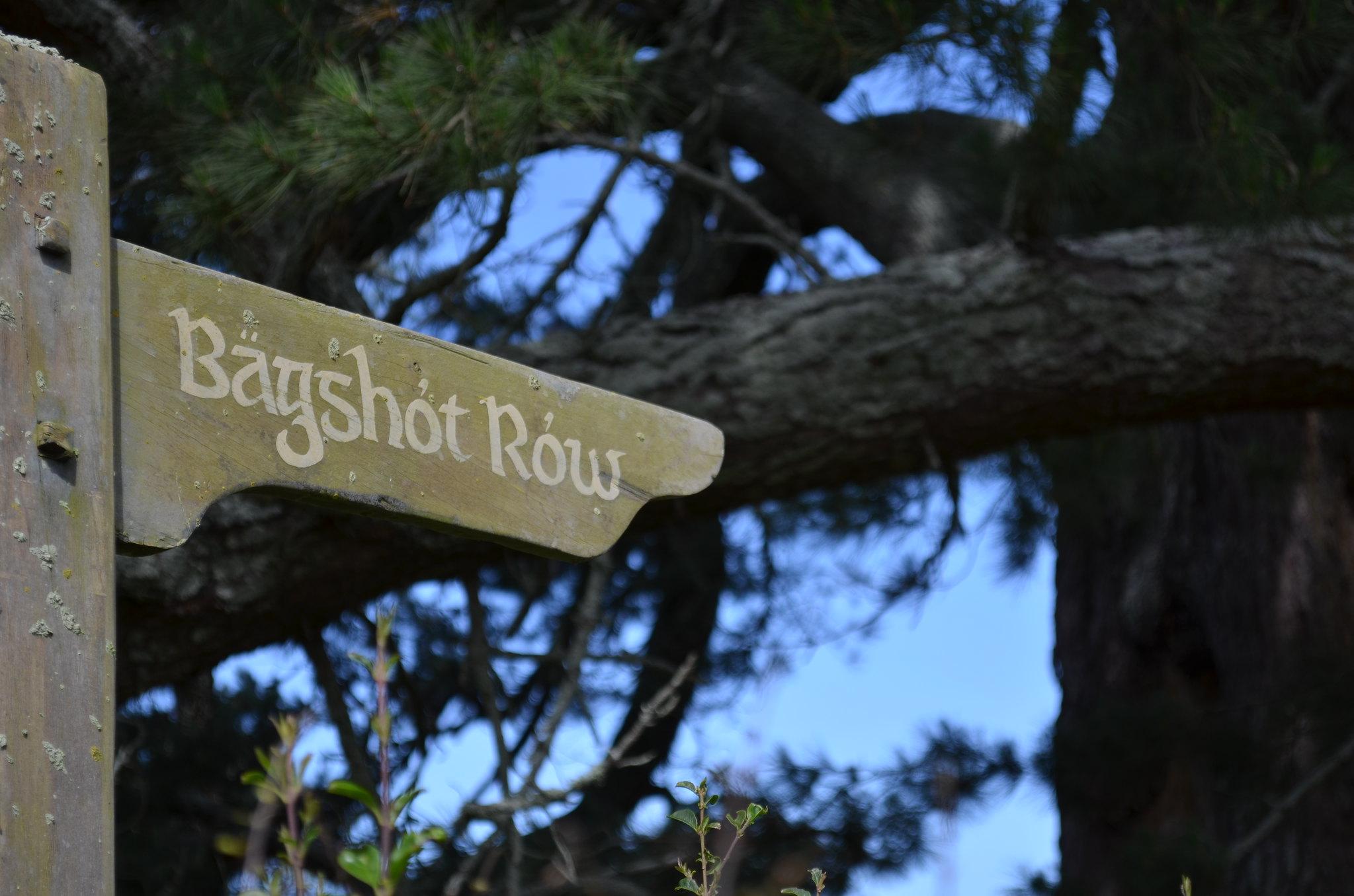 Hobbiton - Bagshot Row