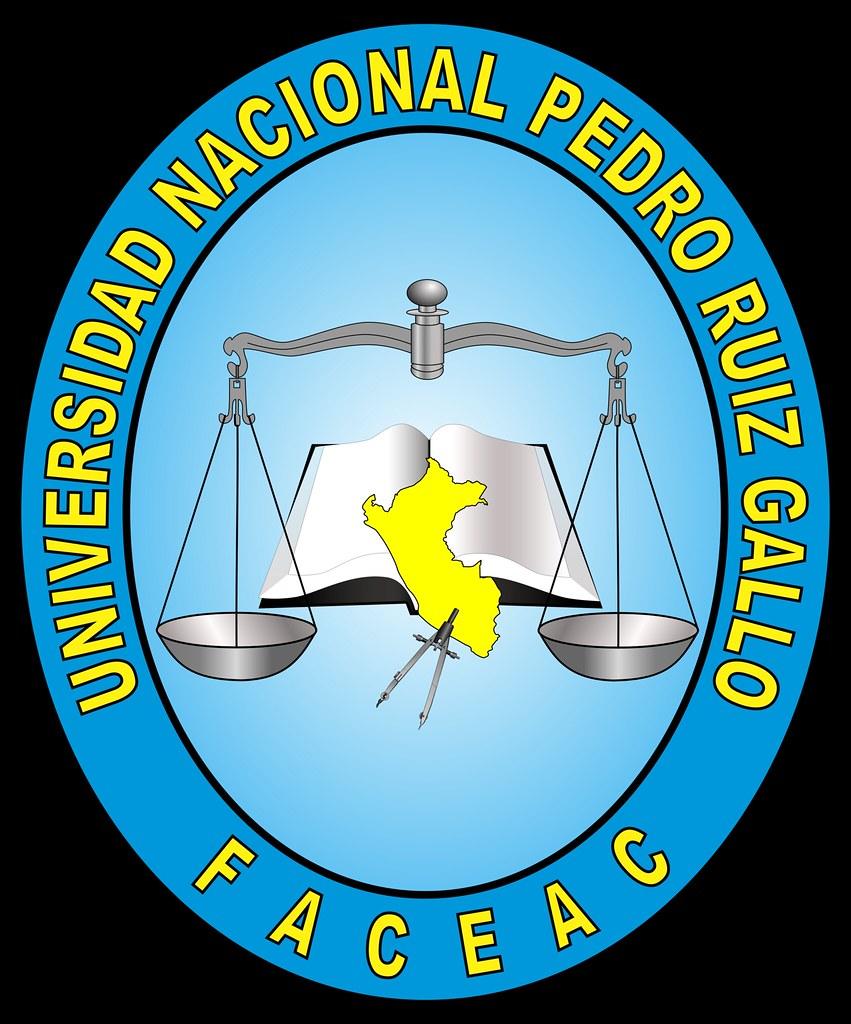 Logo Faceac Unprg Logotipo De La Facultad De