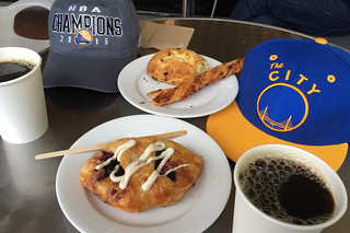 Golden State Warriors - Victory Parade breakfast