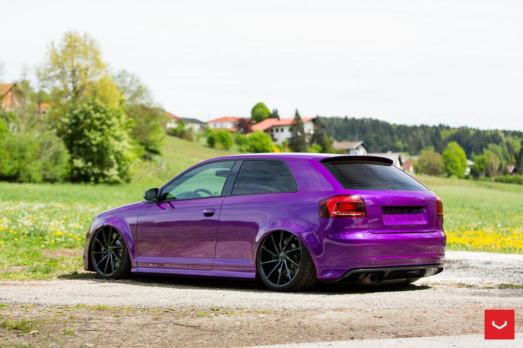 Audi A3 2008 >> Audi A3 TDI - 20-inch Vossen CVT Wheels - © Vossen Wheels ...